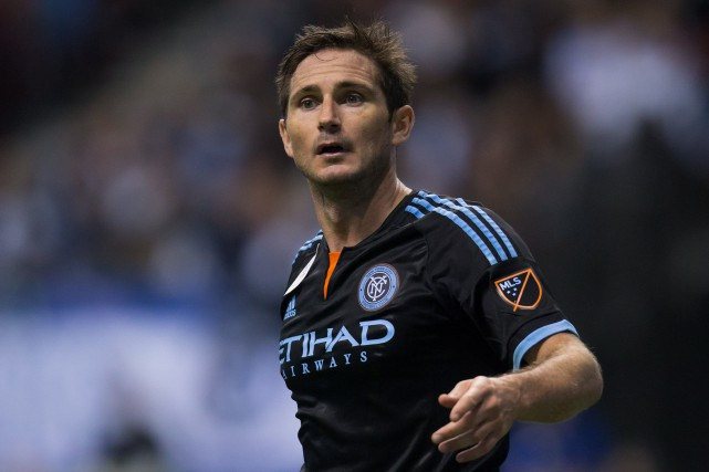 Frank Lampard... (Photo Darryl Dyck, PC)
