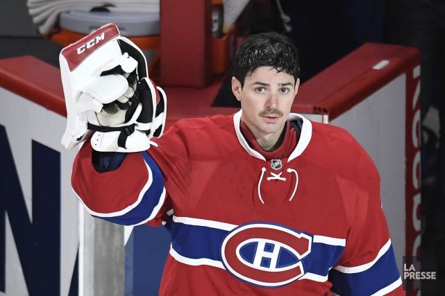 Carey Pricea une fiche de 20-2-0 à ses... (Photo Bernard Brault, La Presse)