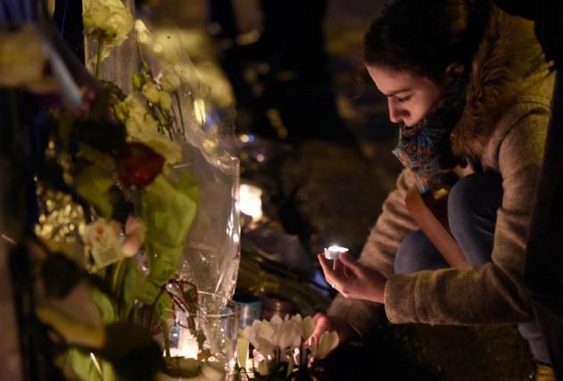 Une semaine après les attentats de Paris, une... (photoALAIN JOCARD, archives agence france-presse)