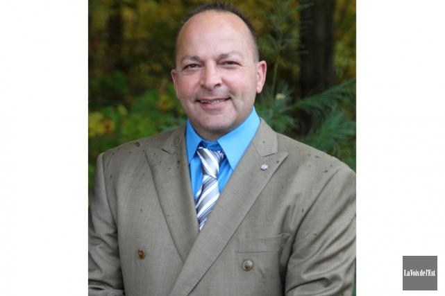 Marc Deslandes songe à se présenter comme conseiller... (archives La Voix de l'Est)