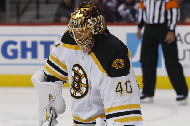 Le gardien Tuukka Rask a été nommé la... (Associated Press)