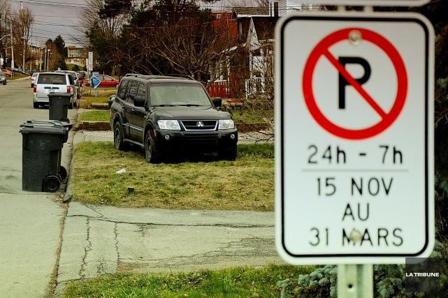 La Ville de Sherbrooke assouplit son règlement sur... (Archives, La Tribune)