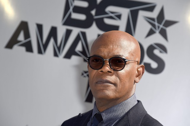 Samuel L. Jackson... (Photo AP)
