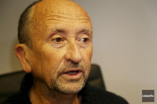 Xavier Péron est un anthropologue et écrivain français... (Janick Marois, La Voix de l'Est)
