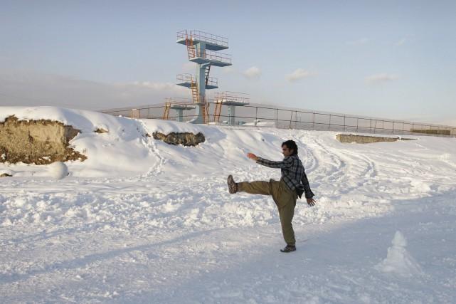 Les deux derniers hivers, Kaboul est restée privée... (Photo Musadeq Sadeq, archives Associated Press)