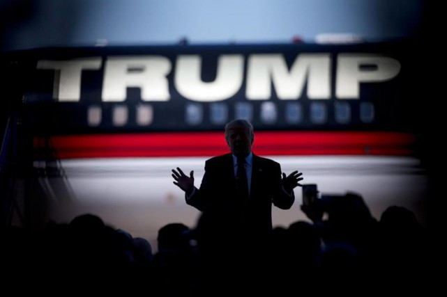 Donald Trump a des côtés hors normes qu'on... (AP)