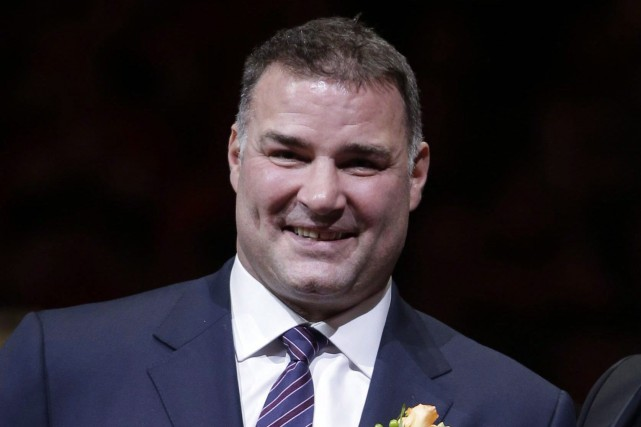 Eric Lindros... (Photo Matt Slocum, archives AP)
