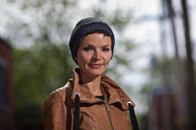 Anaïs Barbeau-Lavalette a remporté le Grand Prix du... (PhotoAndré Pichette, archivesLa Presse)