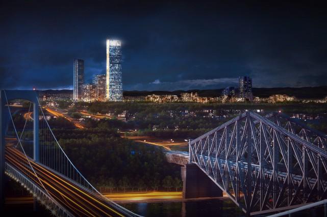 Projet Le Phare, nouvelle mouture... (Groupe Dallaire)