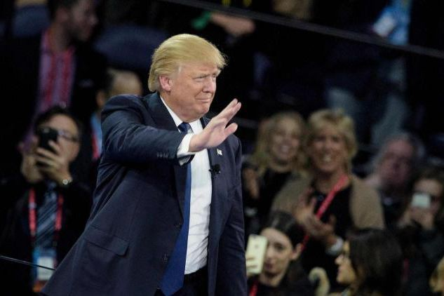 L'élection de Trump est une réaction politique essentiellement... (AFP, Brendan Smialowski)