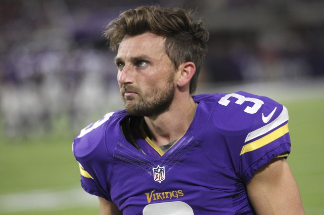Blair Walsh... (PHOTO Andy Clayton-King, AP)