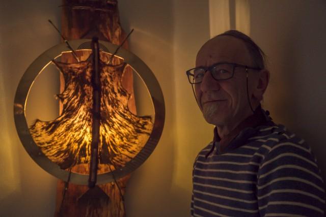 Prêt à retourner vers la lumière, Pierre Pino... (Spectre Média, Marie-Lou Béland)