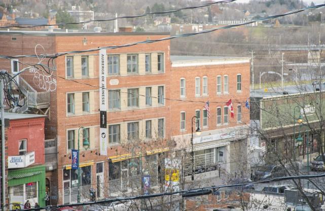 Même si la Ville de Sherbrooke a déposé... (Spectre Média, Marie-Lou Béland)