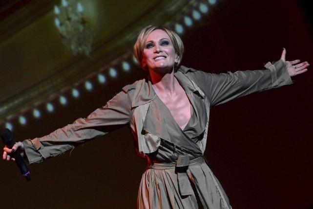 Après la tournée Kaas Chante Piaf, qu'elle a... (AFP, Emmanuel Dunand)