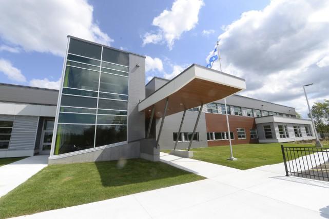 La Commission scolaire de la Région-de-Sherbrooke doit revoir... (Spectre Média, Maxime Picard)