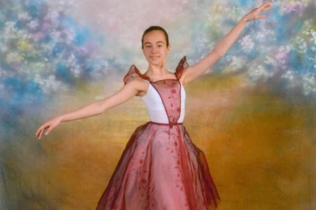La Jeannoise Meggie Cloutier-Hamel réalisera un rêve, en... (Photo courtoisie)