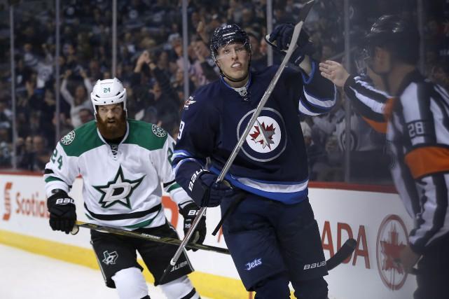 Pour plusieurs, Patrik Laine, des Jets de Winnipeg,... (La Presse canadienne, John Woods)