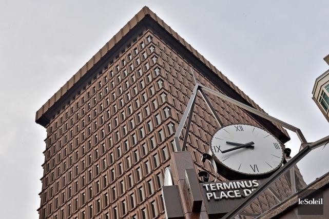 Des immeubles sont au centre d'une présumée fraude... (Patrice Laroche, archives Le Soleil)
