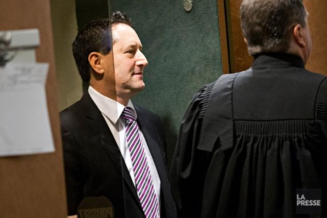 M. Tremblay, qui avait été attaché politique et... (PHOTO Patrick Sanfaçon, archives La Presse)