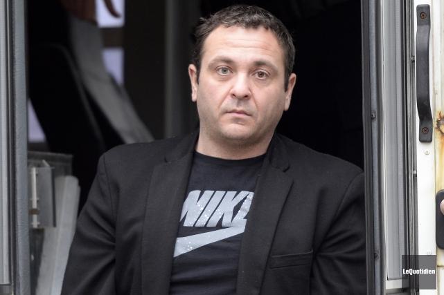Le procès devant jury d'Yves Martin est ajourné... (Photo Le Quotidien, Jeannot Lévesque)