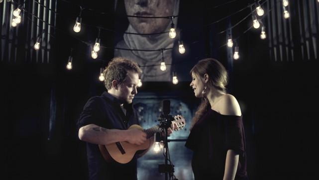 Depuis un an, le duo musical Lily K.O.,... (Télé-Québec)