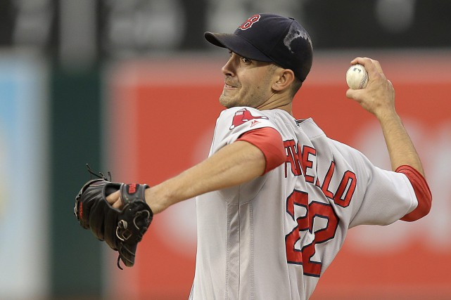 Rick Porcello... (PHOTO Ben Margot, archives AP)