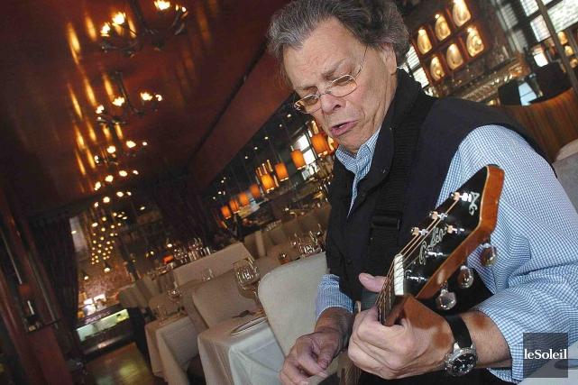 Bob Walsh est décédé mardi.... (Photothèque Le Soleil, Jean-Marie Villeneuve)