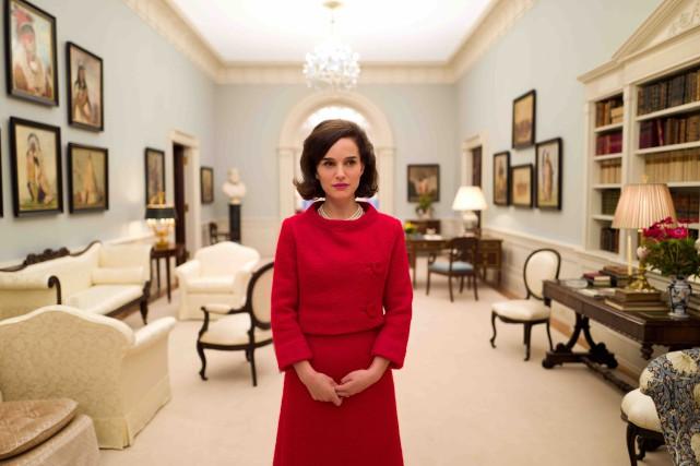 Jackie dresseun portrait intimiste de l'ex-première dame la... (Fournie par Fox Searchlight)