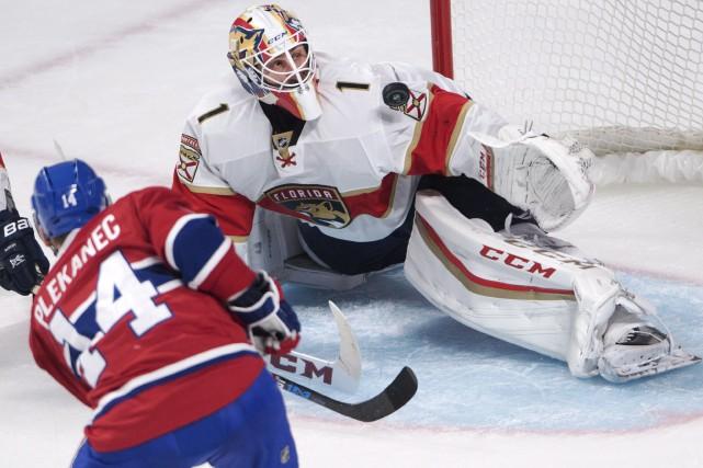 Tomas Plekanec n'a qu'un but en 17 matchs... (La Presse canadienne, Ryan Remiorz)