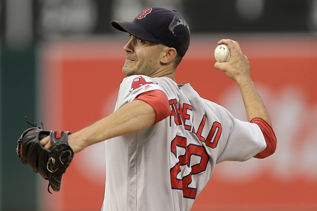 Porcello, qui a tout juste devancé Verlander au... (Associated Press)