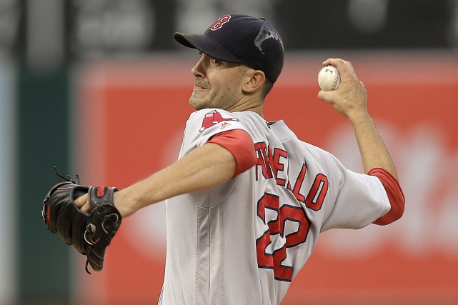 Rick Porcello, des Red Sox de Boston... (Archives AP, Ben Margot)