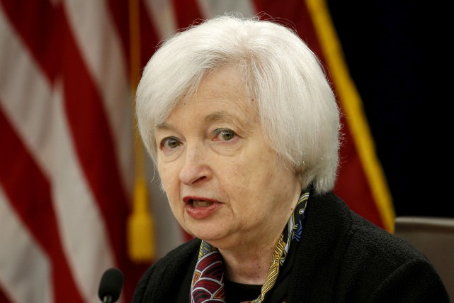 Janet Yellen... (PHOTO KEVIN LAMARQUE, ARCHIVES REUTERS)