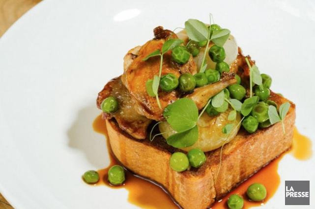 Dans son livreSimplicité culinaire, Martin Juneau décline 30 aliments... (Photo fournie par les Éditions La Presse)