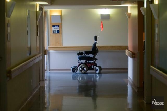 Au Québec, les ratios d'infirmières par patient sont... (François Roy, archives La Presse)