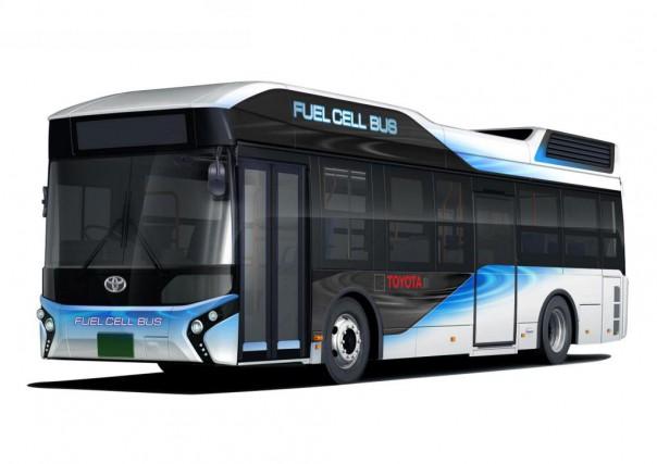 Cet autobus à hydrogène a essentiellement le même... (Image fournie par le constructeur)