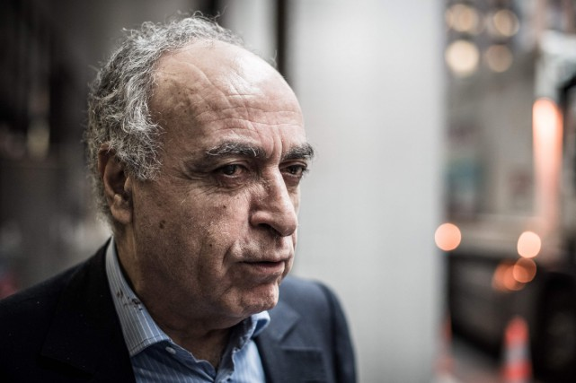 Ziad Takieddine a été entendu dans la matinée... (photo PHILIPPE LOPEZ, AFP)