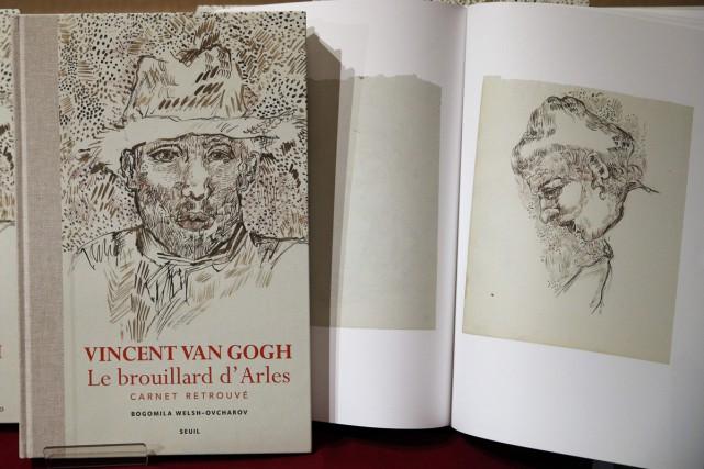 Le livre Vincent Van Gogh, le Brouillard d'Arles,... (PHOTO AP)