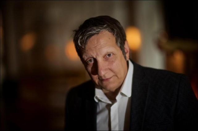 Robert Lepage publie un livre qu'il considère comme... (Photo André Pichette, La Presse)