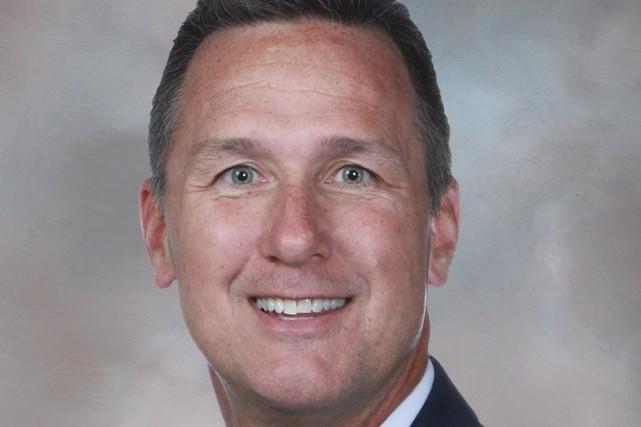 Mark Buzzell, actuellement directeur général du marché de... (photo fournie par Ford du Canada)