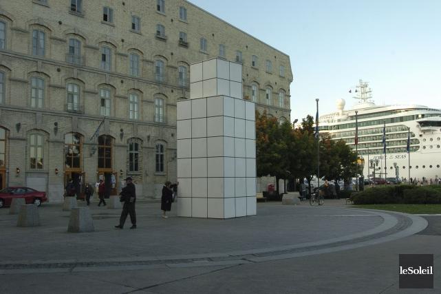 C'est à la place de Paris, dans le... (Photothèque Le Soleil, Patrice Laroche)