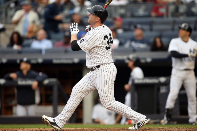 Brian McCann... (PHOTO Danny Wild, archives USA Today Sports)