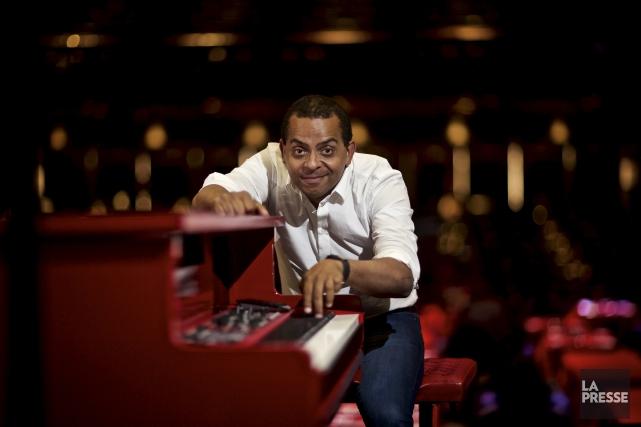 Comme plusieurs jeunes musiciens, Gregory Charles a passé des moments... (La Presse, Andre Pichette)