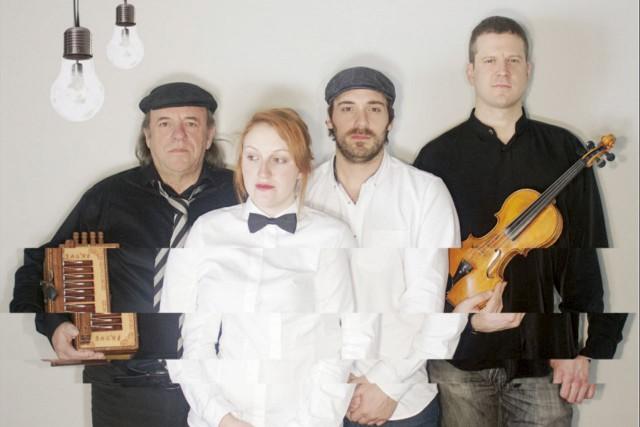 Les Bellifontains, groupe de musique traditionnelle familial originaire... (Fournie)