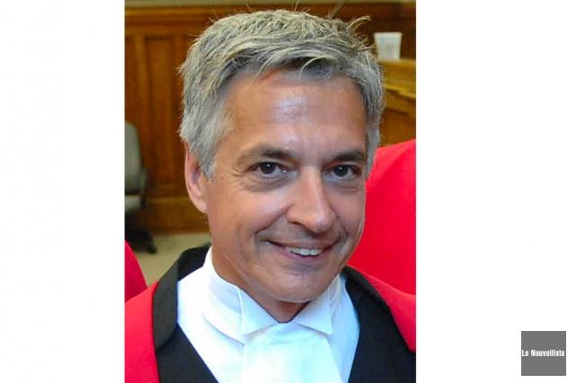 L'honorable Marc-St-Pierre, juge de la Cour supérieure.... (Archives Le Nouvelliste)