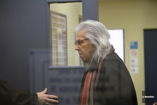 Le procès de Marcel Boivin s'est poursuivi jeudi.... (Audrey Tremblay, Le Nouvelliste)