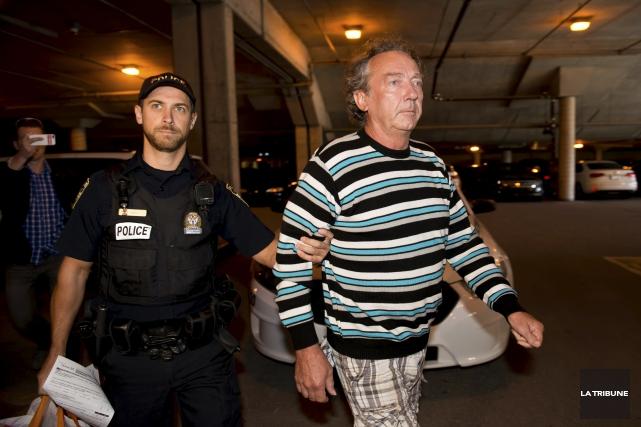 Claude-Auguste Piant est détenu depuis le lendemain de... (Archives, La Tribune)