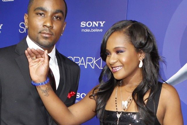 Nick Gordon et Bobbi Kristina Brown... (PHOTO Fred Prouser, archives REUTERS)