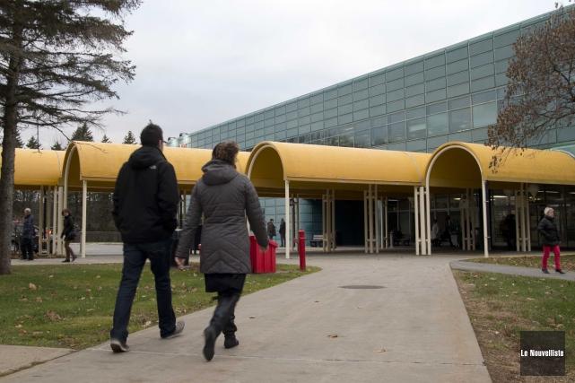 Le centre fiscal de Shawinigan devient l'un des... (Sylvain Mayer, Le Nouvelliste)