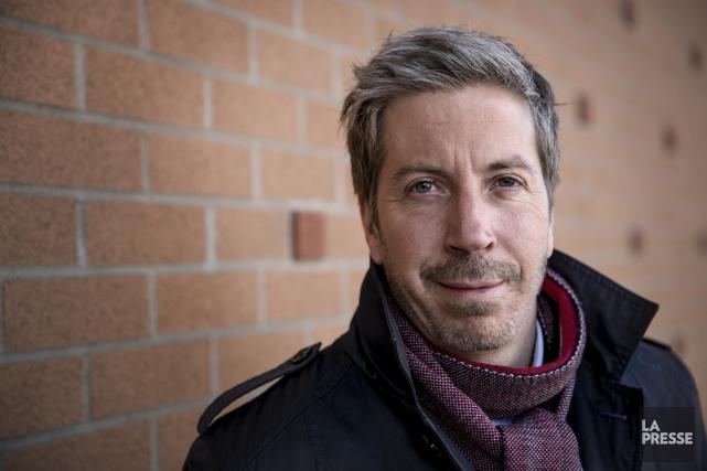 François Limoges (notre photo)estime que Guillaume Lavoie est... (Photo Marco Campanozzi, La Presse)