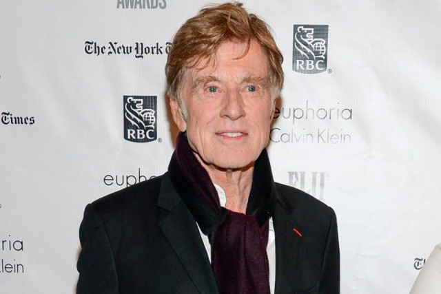 Robert Redford... (Photo Evan Agostini, Archives Associated Press)